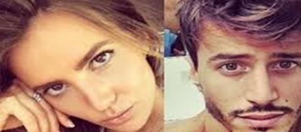Marco y Aylén, pareja en el reality