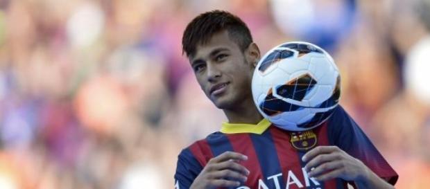 Neymar brilha após negócio polémico