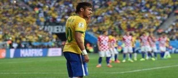 Neymar, capitaine et principal danger de ce Brésil