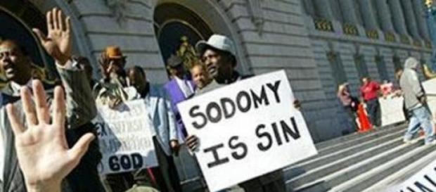 Punir os sodomitas com morte é a proposta de lei