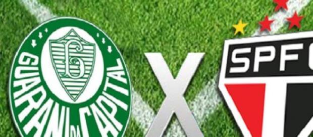 São Paulo x Palmeiras se enfrentam mais uma vez