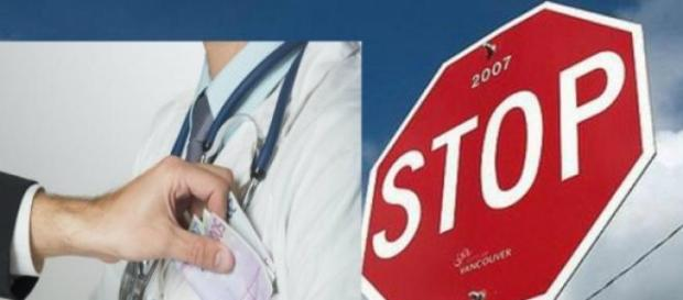 Spune STOP spagii catre medici