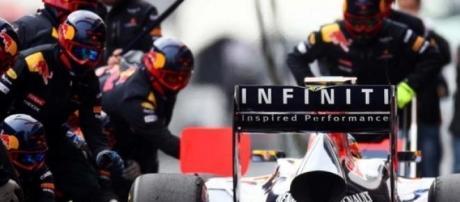 La Red Bull moteur Renault
