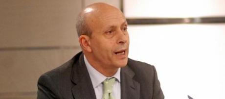 Ministro José Ignacio Wert