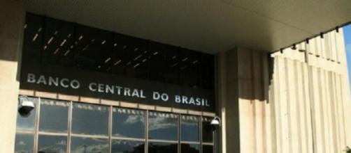 Banco Central prevê queda do PIB brasileiro em 201
