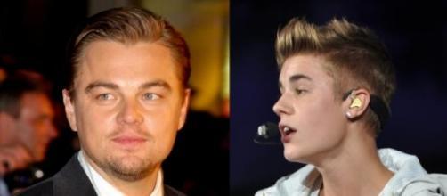 DiCaprio y Bieber, inseparables.
