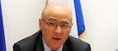 French public prosecutor, Brice Robin