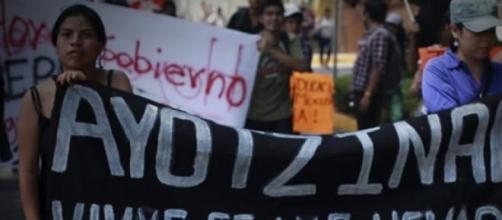 Le Mexique n'oublie pas les 43 élèves d'Ayotzinapa