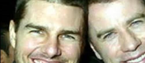 Tom Cruise y John Travolta tienen una relación