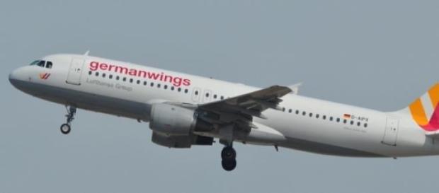 avion airbus A320 Germanwings