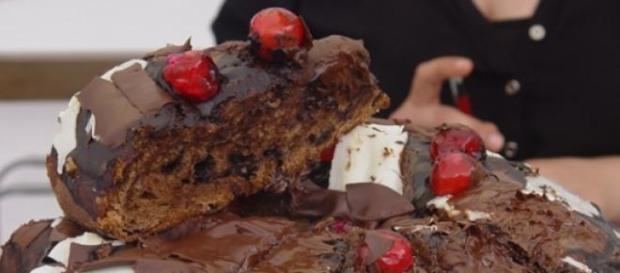 Chocolate é rei em festa que dura 4 dias