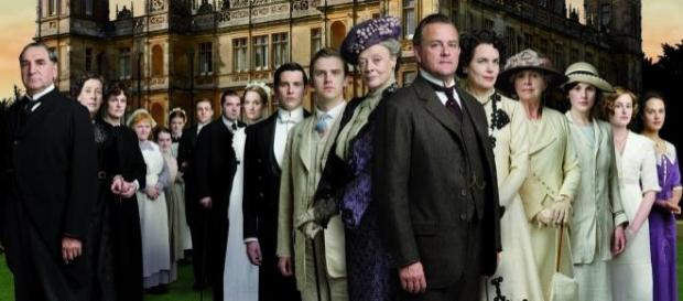 Downtown Abbey acaba com o fim da sexta temporada