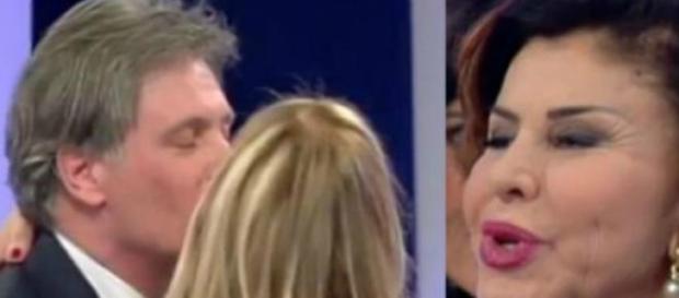 In foto, Gemma e Giorgio a Uomini e Donne