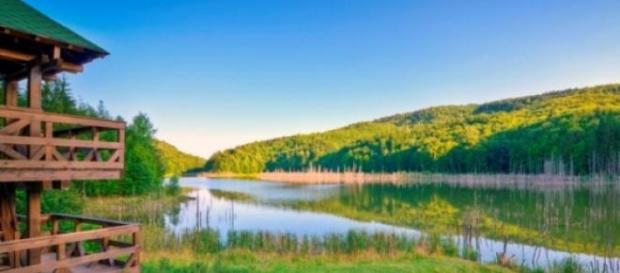 Lacul Cuejdel merita vizitat