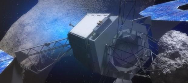 NASA llevará a cabo esta misión a partir del 2020