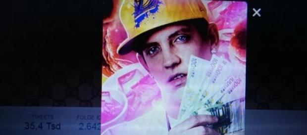 Quellennachweis: twitter.com - Money Boy.