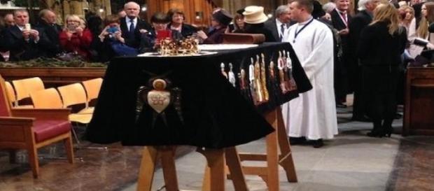 Richard al III-lea este reinhumat astazi