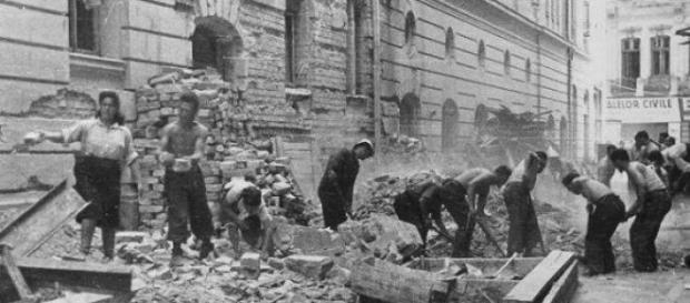 Romania vrea sa uite cumplitele razboaie
