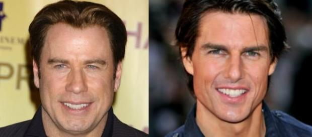 Tom Cruise e John Travolta teriam um caso