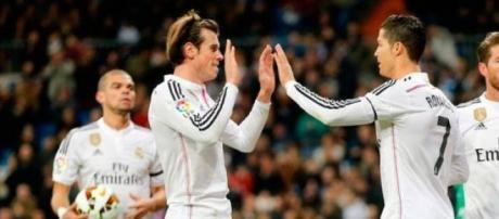 Bale é um dos motivos do descontentamento de CR7