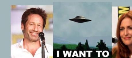 vuelven Mulder y Scully con la serie Archivos X