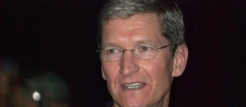 Apple Inc CEO Tim Cook in 2009