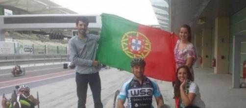 Luís Costa o melhor paraciclista português em 2014