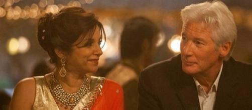 Richard Gere en El nuevo exótico Hotel Marigold