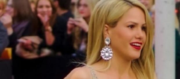 Angelina Heger war nie von Freund Chrissi getrennt