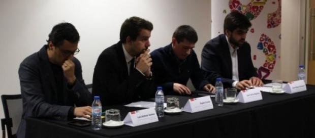 """Debate """"A influência dos media na UE"""""""