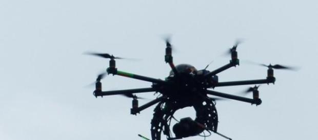 Este pequeno voador pode levar a internet até voce