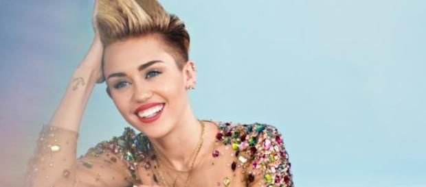 Miley Cyrus quiere llamar la atención