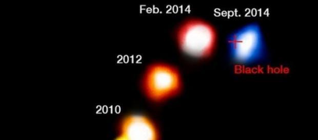 Obiect misterios identificat in Calea Lactee