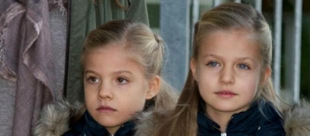 Sofia y Leonor Princesas de España