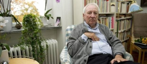 Tomas Tranströemer, poeta sueco
