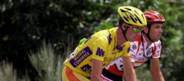 Vítor Gamito vestiu amarelo durante muitos anos
