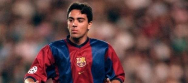 Xavi deixa o Barcelona onde está desde criança