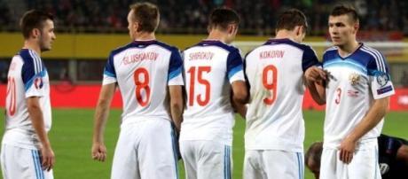 Jogo entre Montenegro e Rússia interrompido