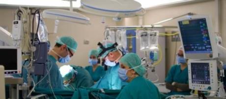 Non-beating heart transplant