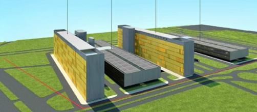 A proposta prevê a construção de um novo anexo