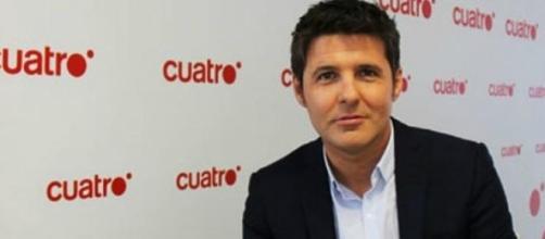 Jesús Cintora periodista de Cuatro