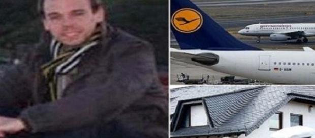 Encontrado documento do médico da Lufthansa