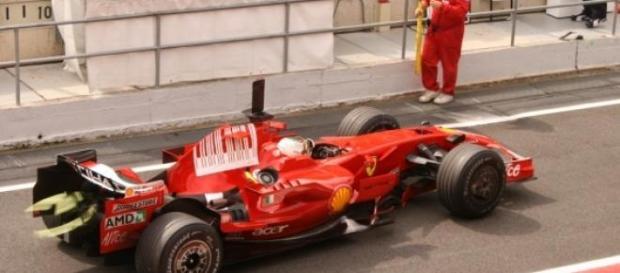 Ferrari conseguiu sua melhor posição desde 2013