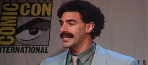 Foto: Sacha Baron Cohen, Borat.