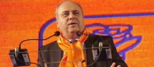 Gheorghe Stefan, un fost primar portocaliu