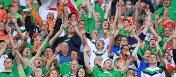 Irlanda do Norte não pode jogar a um domingo
