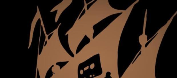 Logo de la famosa página pirata