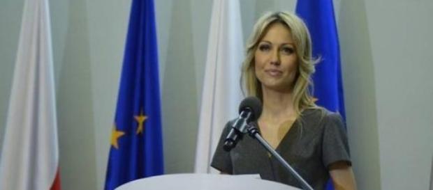Magdalena Ogórek, kandydatka SLD