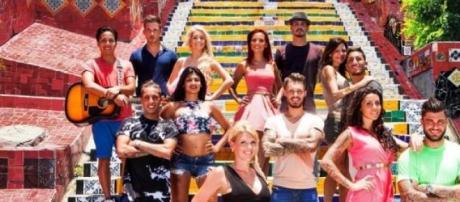 Les Anges 7 en tournage à Rio