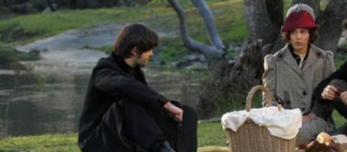Anticipazioni Il segreto: Aurora incontra Tristan